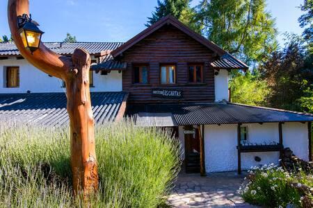Cómodas Habitaciones en antigua Casa de Campo - San Carlos de Bariloche - Wikt i opierunek