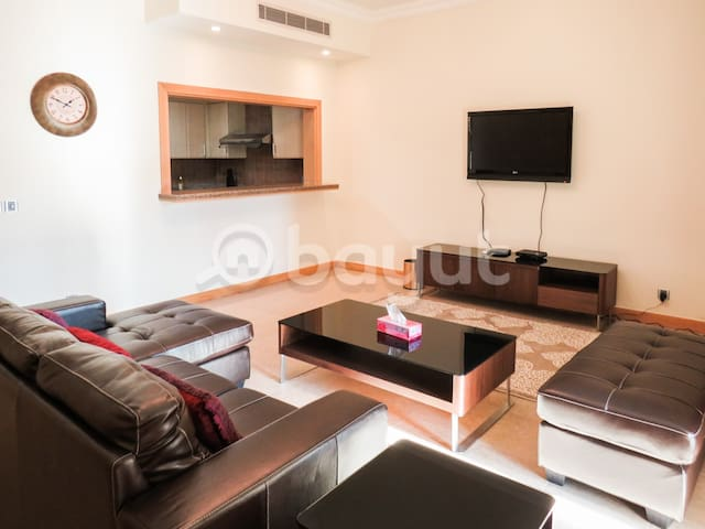 ★MODERN 2BR APARTMENT WITH ROAD VIEW★