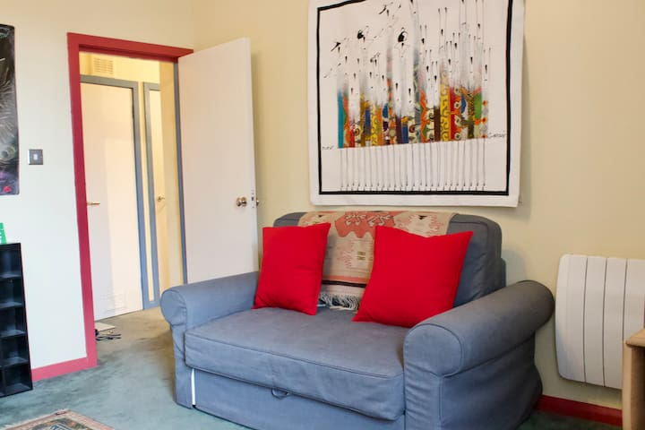 Cosy 1 Bed Apartment in the Heart of the City