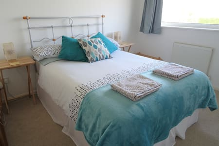 Lovely light room near South Downs - Seaford - Apartament