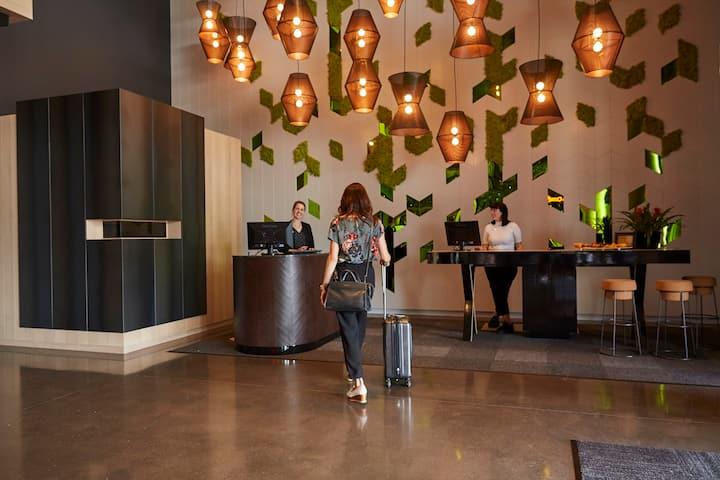 Hôtel Escad Quartier DIX30 - Studio King