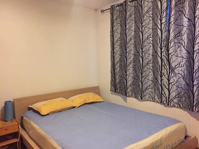 Double room for your travel budget - Kopavogur - Huoneisto