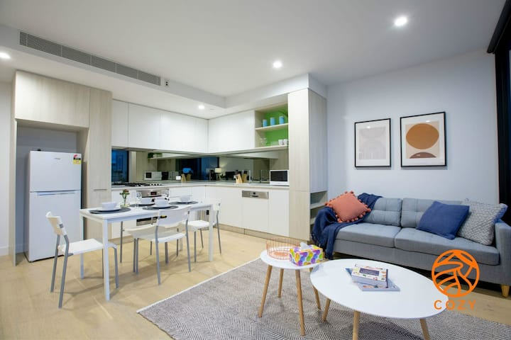 103 Brand New Central Located Box Hill Apt