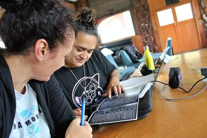Marae available for Group Stays