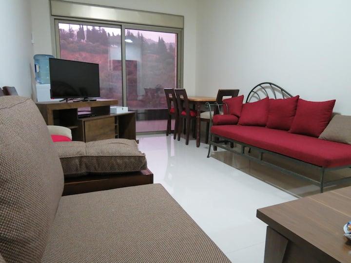 Lebanese Fully Furnished Apartment in Nahr El Kalb