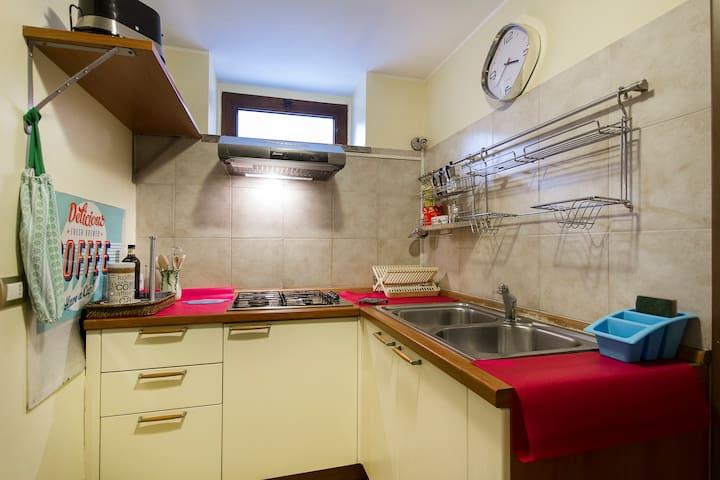 Appartamento tra Milano e Malpensa - Castellanza - Leilighet