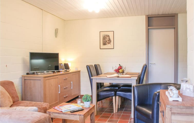 Holiday apartment with 1 bedroom on 40 m² in Houthalen-Helchteren