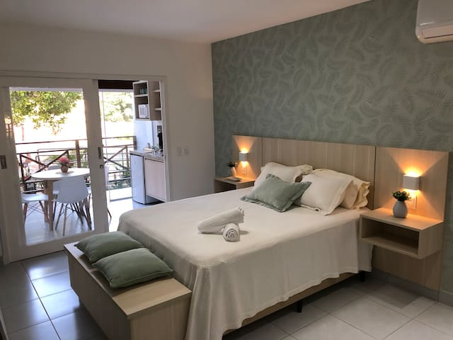 Super new Flat in Pipa for up to 4 people.