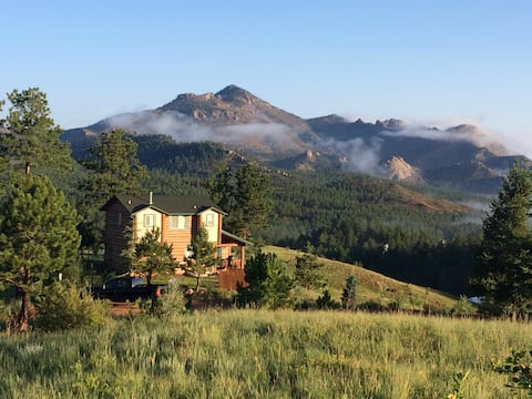 Pikes Peak Resort-Wilderness Cabin (no owner fees)