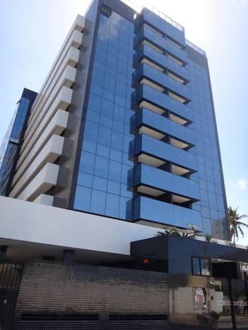 A block from the sea - Maceió - Apartament