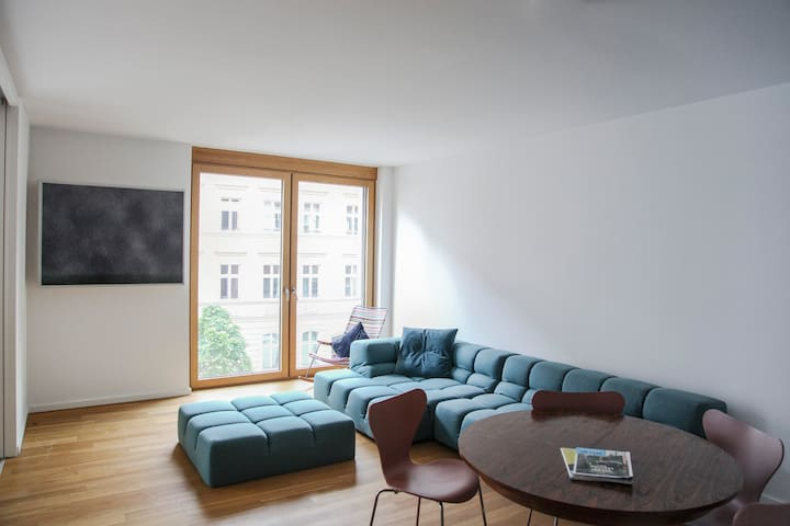Beautiful Design-apartment in the heart of Berlin