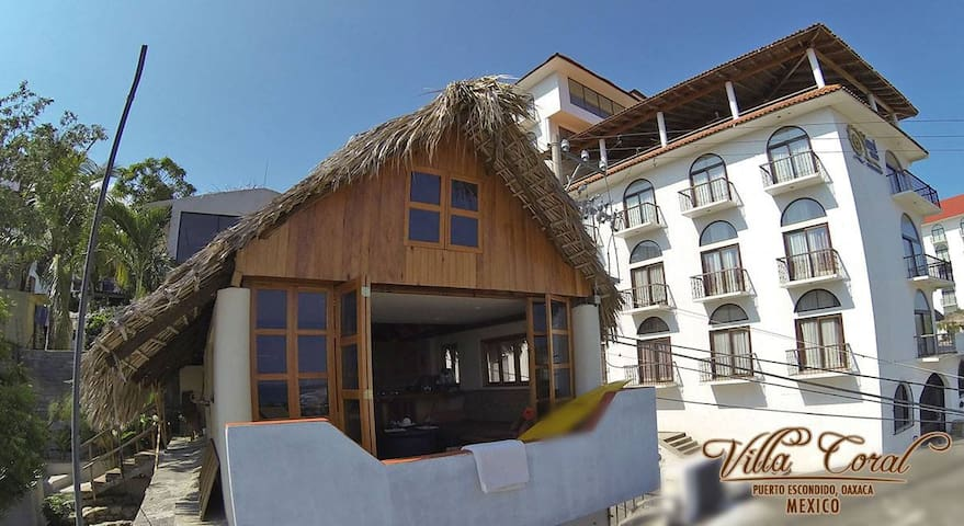 Cozy bungalow in the city center close to everything within 5 min