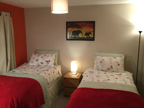 Rondo (Ballymena) Twin Room