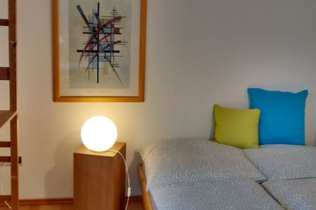 Gemütliches Zimmer nicht weit vom Bodensee