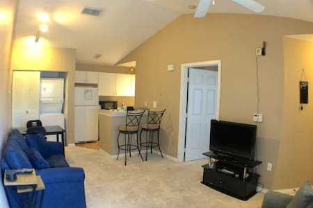 Cozy 1-Bedroom Apt in a Great Area! - Tampa - Wohnung