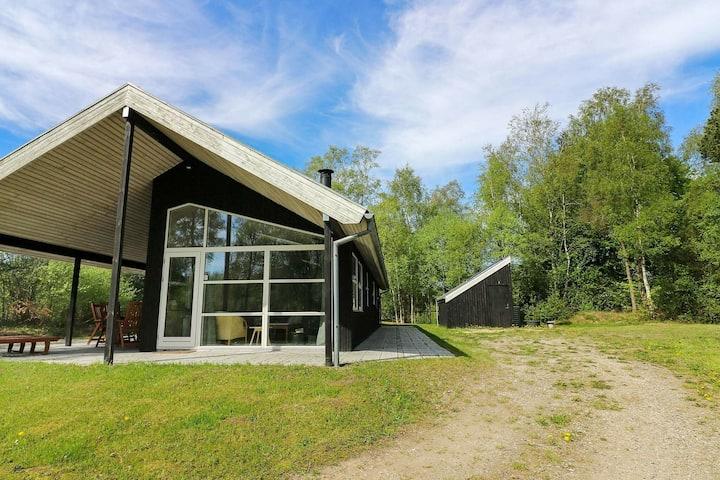 Stylish Holiday Home in Jutland with Sauna