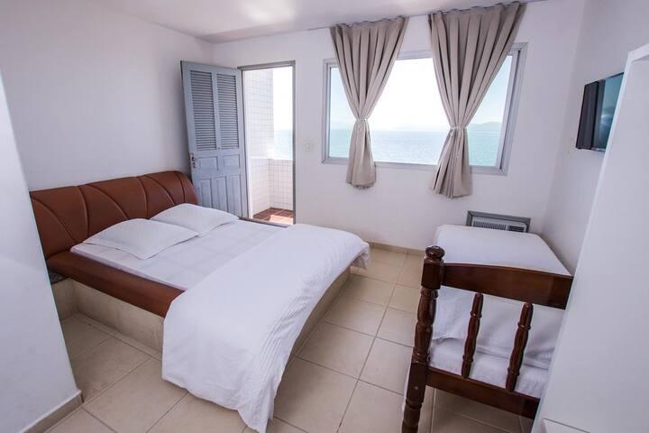 Quarto de Frente Para a Lagoa de Laguna - Hotel