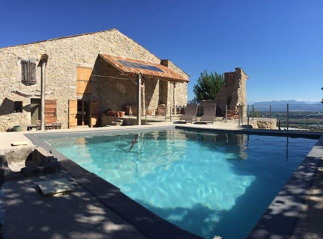 Maison d'exception aux portes de la Provence - Laragne-Montéglin - Holiday home
