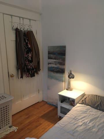 Private room in Villeray, all inclusive!
