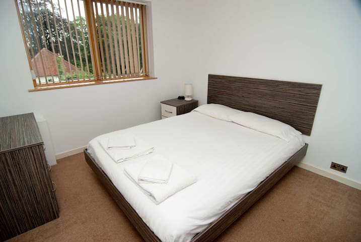 2 Bedroom En-suite Standard