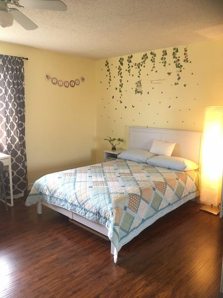 Comfy Master Room