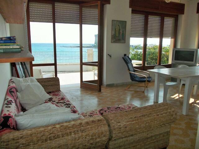 Comoda villa sulla spiaggia a Porto Cesareo