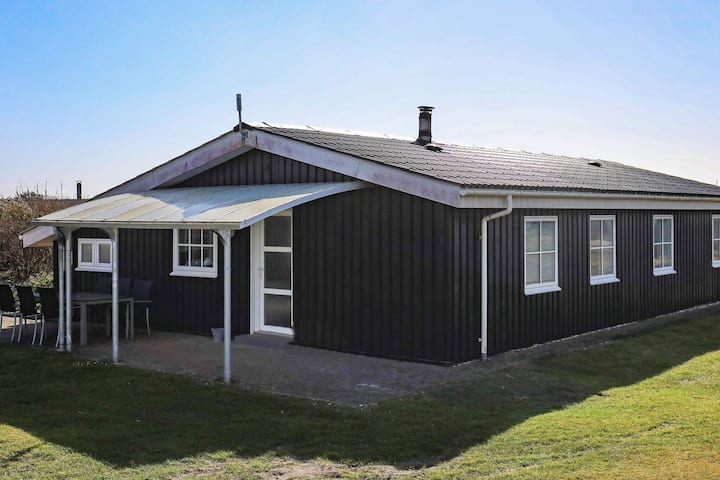 Modern Holiday Home in Løkken with Whirlpool