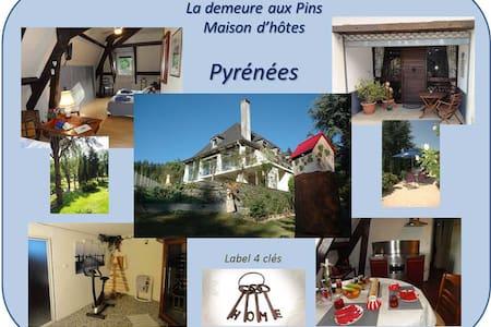 Guest House in Lourdes - label 4 keys - Лурд