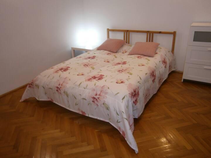 Pokój nr 4 w Gdańsku Oliwie