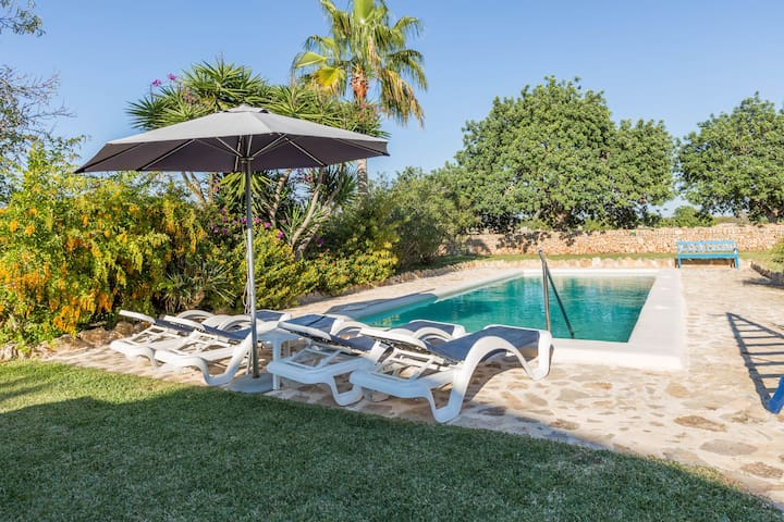 Goret Vell - Charming house with pool and garden - Santanyí