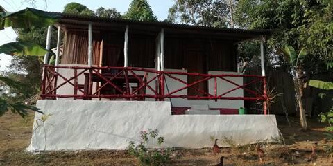 Cabane à Ambatozavavy 3