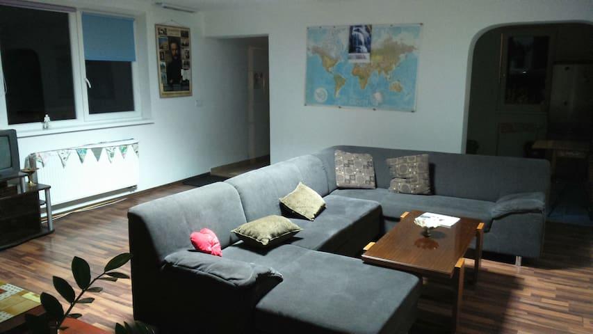 Ubytovanie Pod Holým Vrchom - Detva - Dom
