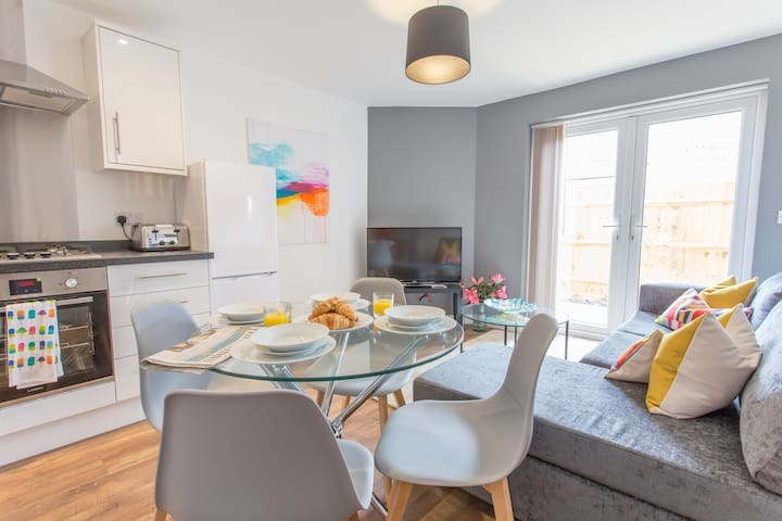 Emergency, Self-contained 1 bed Oxford apartment