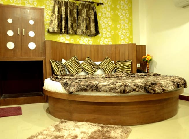 Elegant Stay Near Rajaji Park at Haridwar