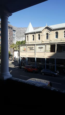 The Dorm at the kimbo ..Cape Town