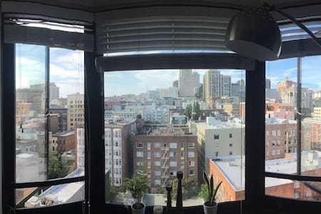 Amazing studio in Downtown SF