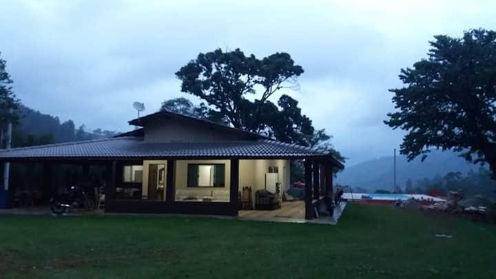 Sítio São Joaquim, belas paisagens e tranquilidade