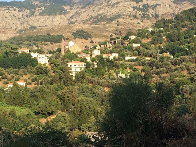 Arethousa house
