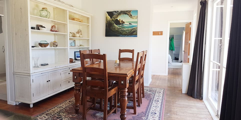 Big, warm house with a beautiful view, 4 bedrooms