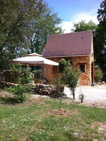 Lou Calelha, maison de vacances en Périgord - Meyrals - Huis