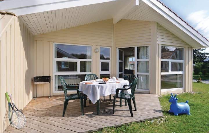 Holiday cottage with 3 bedrooms on 72m² in Schönhagen