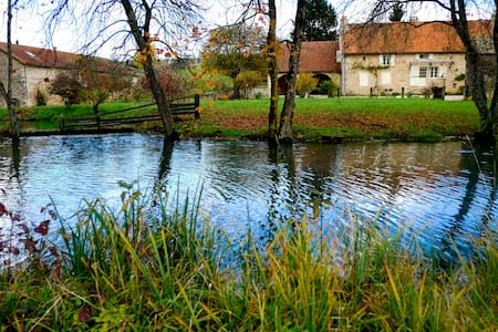 A Magic Place in Burgundy - Suite Parental - Bligny-le-Sec