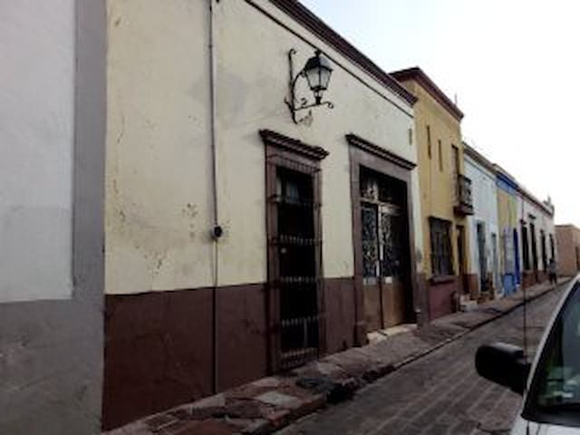 Centro Histórico turístico, cuarto p' (1-4 pers)