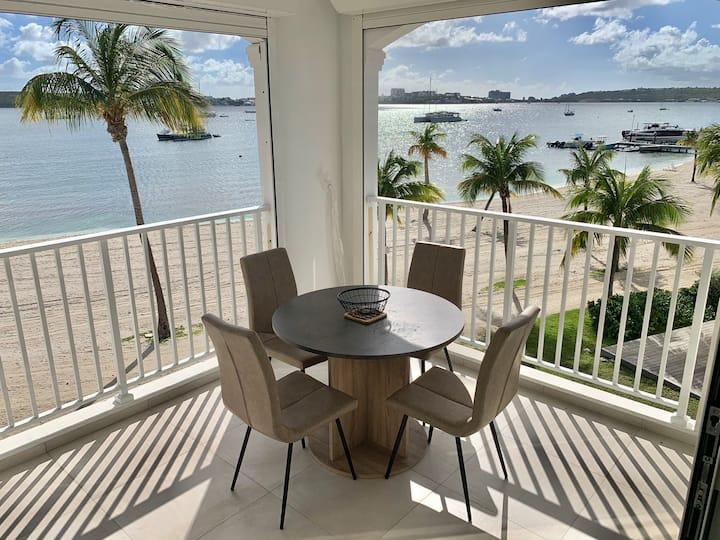 Charmant appartement sur sable et cocotiers (509)