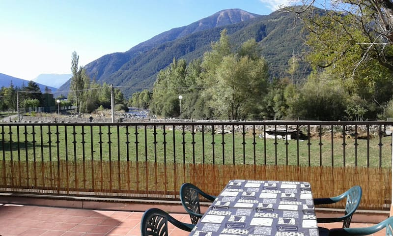 ORDESA National Park - aparment in BROTO, 6 people