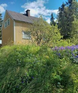 Gemütliches Ferienhaus/See,Wandern,Klettern - Näs - Дом