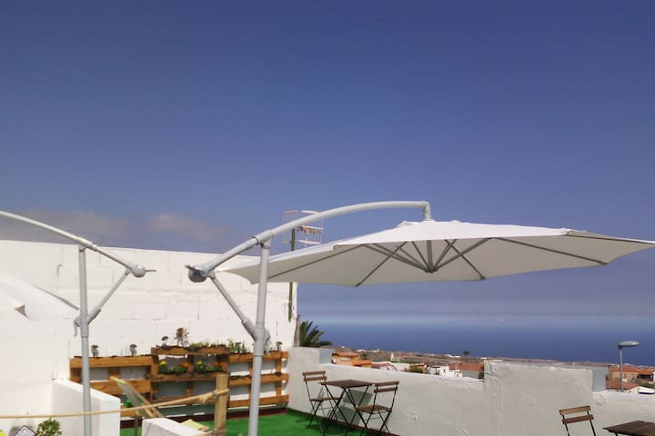 Casa Blanca Tenerife Sur - Granadilla - Herberge