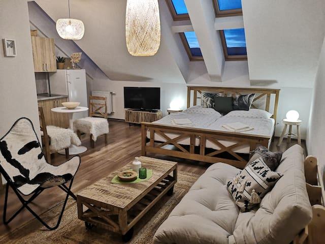 POETIKA apartments -apartment NOÉMI