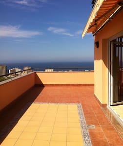 Apartamento un dormitorio + terraza - Apartment