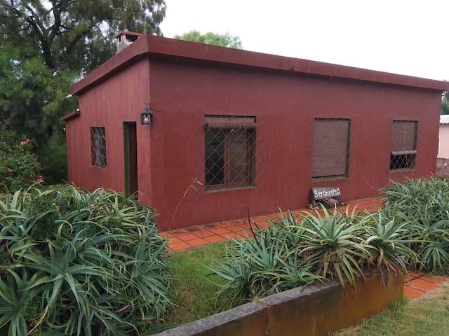 Hermosa y apacible casa familiar con vista abierta